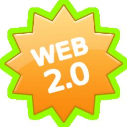 Boutons web 2 avec rollover et texte dynamique
