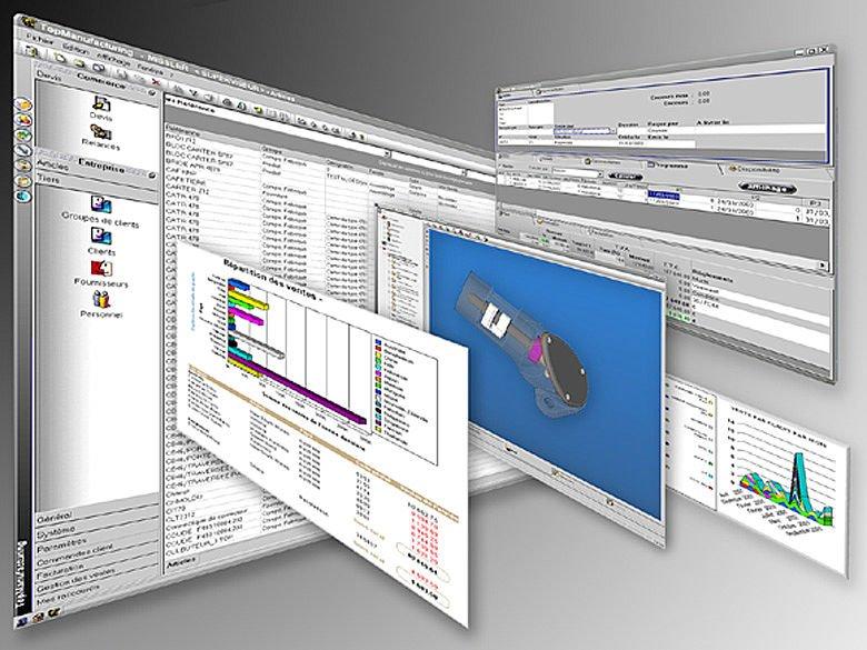 Creation logiciel sur mesure