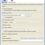 Synchroniser Thunderbird et Outlook